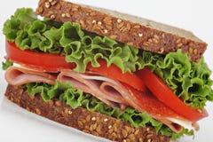 Sandwich à épicerie Image stock