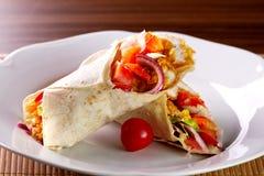 Tortilla photo stock