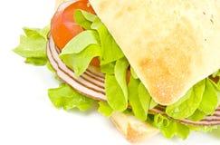 Sandwich à Focaccia photo stock