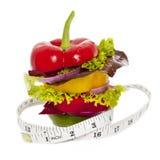 Sandwich à légumes Image libre de droits