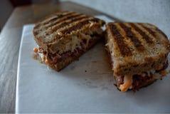 Sandwich à Reuben Photo libre de droits