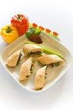 Sandwich à Vigi Image libre de droits