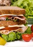 Sandwich 009 van de delicatessenwinkel Royalty-vrije Stock Fotografie