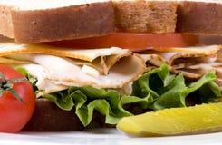 Sandwich 012 à épicerie photos stock