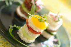 Sandwich Royalty-vrije Stock Afbeeldingen