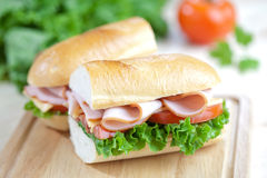 Sandwich Royalty Free Stock Photo