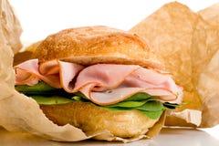 Sandwich stockbild