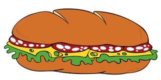 Sandwich. Stock Fotografie