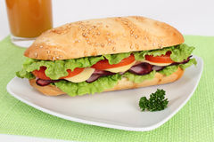 Sandwich Stockbilder