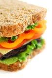Sandwich Royalty-vrije Stock Afbeelding