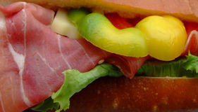 Free Sandwich 2 Royalty Free Stock Photo - 1601465