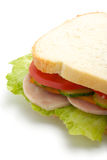 Sandwich Photo libre de droits