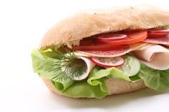 Sandwich Stock Afbeelding