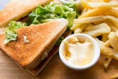 Sandwich Royalty Free Stock Photo