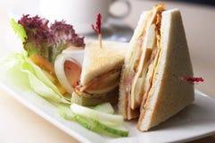 Sandwich Lizenzfreies Stockbild
