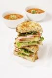 Sandwich Stock Foto's