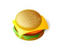 Sandwich Stock Abbildung