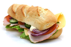 Sandwich Royalty Free Stock Photos