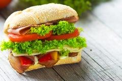 Sandwich Photos libres de droits