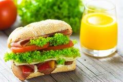 sandwich Stockfotografie