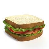 Sandwich vector illustratie