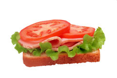 Sandwich. Stock Photography