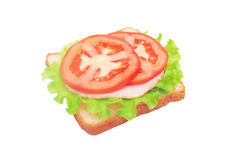 Sandwich. Stock Photo
