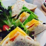 sandwich Stockfoto
