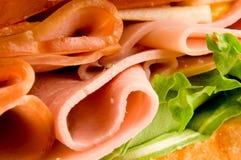 sandwich au jambon Images stock