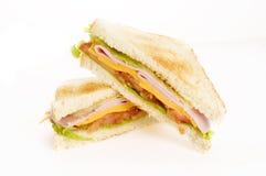 Sandwich avec des légumes photos libres de droits