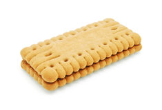 Sandwich biscuit Royalty Free Stock Photography