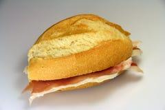 Sandwich bocadillo Royalty Free Stock Images