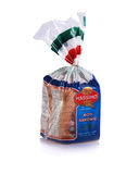 Sandwich bread of Massimo brand Royalty Free Stock Image