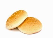 Sandwich bun . Royalty Free Stock Photo