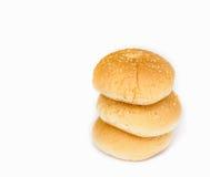 Sandwich bun . Stock Photos