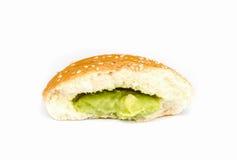 Sandwich bun . Royalty Free Stock Photos