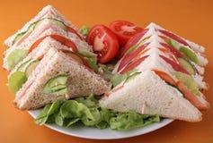 Sandwich club Royalty Free Stock Image
