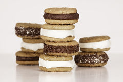 Sandwich Cookies Royalty Free Stock Images
