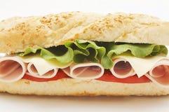 Sandwich délicieux Images libres de droits