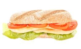 Sandwich di pollo Immagine Stock Libera da Diritti