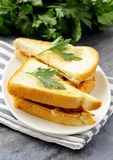 Sandwich with fresh vegetables Royalty Free Stock Photo