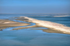 Sandwich Harbour in Namibia Stock Image