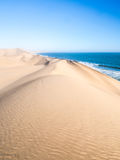 Sandwich Harbour, Namibia Stock Images