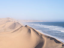 Sandwich Harbour, Namibia Royalty Free Stock Images