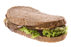 Sandwich Isolated Royalty Free Stock Image