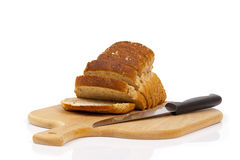 Sandwich loaf Royalty Free Stock Images