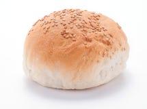Sandwich met sesamzaden Royalty-vrije Stock Afbeelding