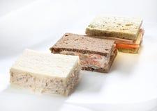 Sandwich mix Royalty Free Stock Photo