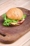 sandwich Nahrung Neues u. gesundes Lebensmittel Konzept Stockbilder