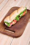 sandwich Nahrung Neues u. gesundes Lebensmittel Konzept Lizenzfreie Stockfotos